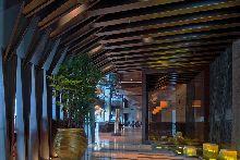 酒店日本餐厅入口